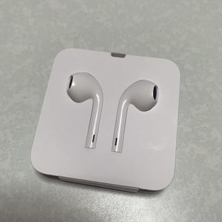 アップル(Apple)のApple iPhone イヤホン(ヘッドフォン/イヤフォン)