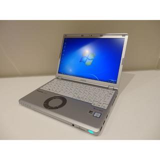 パナソニック(Panasonic)のレッツノート CF-SZ5 Core-i5(ノートPC)