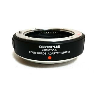 オリンパス(OLYMPUS)のOLYMPUS PEN フォーサーズアダプター MMF-2(ミラーレス一眼)