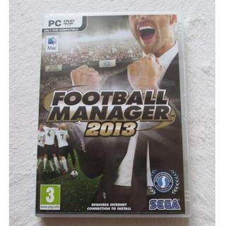 セガ(SEGA)のFOOTBALL MANAGER 2013(PCゲームソフト)