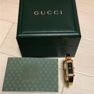 グッチ(Gucci)のGUCCI 腕時計(腕時計)
