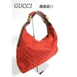 グッチ(Gucci)のGUCCI   ワンショルダーバッグ(ショルダーバッグ)