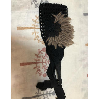 ミナペルホネン(mina perhonen)のミナペルホネン × hitomi shinoyama*ヘッドドレス(ヘッドドレス/ドレス)