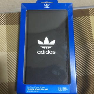 アディダス(adidas)のadidas アディダス iPhone XS Max 6.5インチ用 ケース(iPhoneケース)