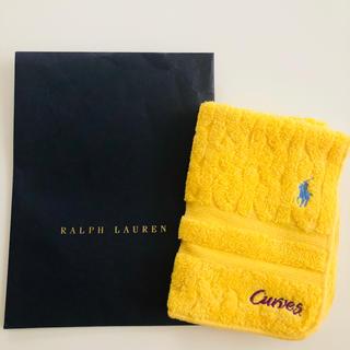 ラルフローレン(Ralph Lauren)の【新品未使用】ラルフローレンタオル(ハンカチ)