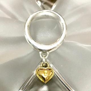 ティファニー(Tiffany & Co.)の早い者勝ちセール!ゴールド♡可愛い 18kコンビ リング 5号 付属品無し(リング(指輪))