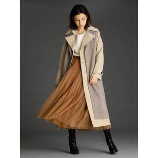 フレイアイディー(FRAY I.D)のスタイリング styling/ チュールスカート (ロングスカート)
