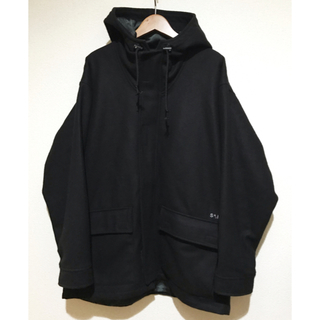 STUSSY - 90's STUSSY ウール パーカージャケット ビンテージ 古着