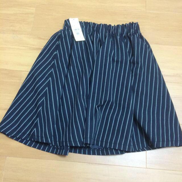 LOWRYS FARM(ローリーズファーム)のストライプスカート レディースのスカート(ミニスカート)の商品写真