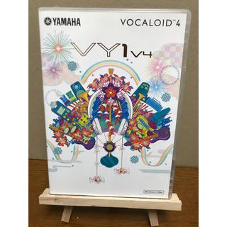 VOCALOID VY1V4(DAWソフトウェア)