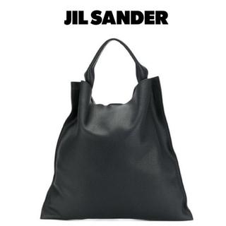 ジルサンダー(Jil Sander)のJIL SANDER トートバック ブラック(トートバッグ)