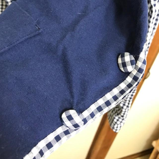 niko and...(ニコアンド)のリバーシブル*綿ジャケット【Niko and…】 レディースのジャケット/アウター(テーラードジャケット)の商品写真