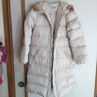 ハッカ(HAKKA)のHakka*160*オフホワイトコート(コート)