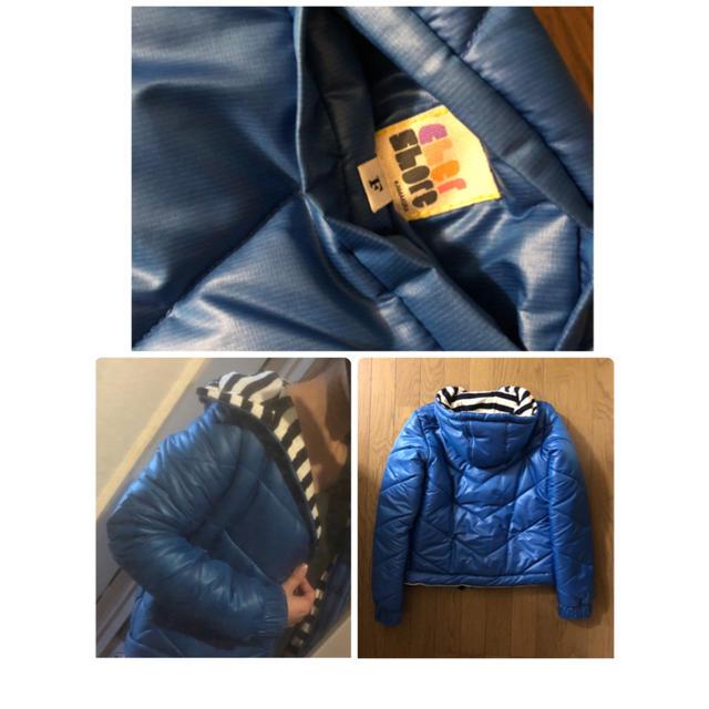 Cher(シェル)のCherShore 新品 ダウンジャケット gucci styling コート レディースのジャケット/アウター(ダウンジャケット)の商品写真