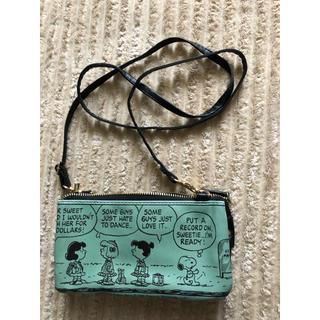 シマムラ(しまむら)のしまむら スヌーピー ポシェット財布(財布)