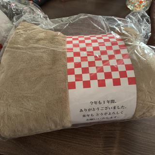 ユニクロ(UNIQLO)のユニクロ ブランケット(毛布)