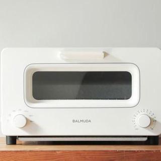 バルミューダ(BALMUDA)のバルミューダ ザ・トースター 白 新品未開封(調理機器)