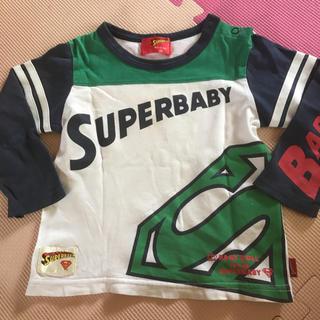 スーパーベビー(SUPERBABY)のBABY DOLL ロンT(Tシャツ/カットソー)