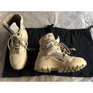 アディダス(adidas)のYEEZY SEASON4 COMBAT BOOT コンバットブーツ41(ブーツ)