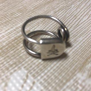 ヒステリックグラマー(HYSTERIC GLAMOUR)のヒステリックグラマー✖️ジャムホームメイド リング、指輪(リング(指輪))