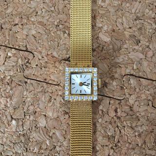 アッシュペーフランス(H.P.FRANCE)の【ibukino663様専用】induna✩ゴールド腕時計✩H.P.FRANCE(腕時計)