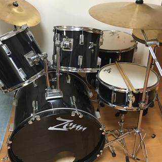ゼン(ZEN)のZENN ドラムセット(セット)