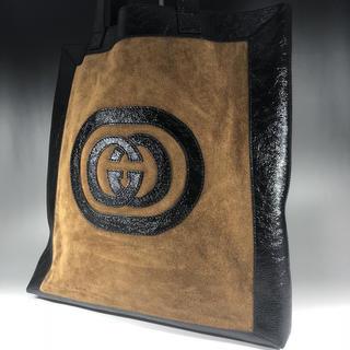 グッチ(Gucci)の超美品 GUCCI グッチ オフィディア ラージ トートバッグ S7-5(トートバッグ)