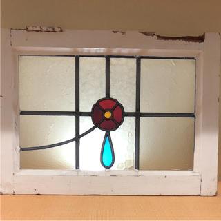 ステンドグラス アンティーク(ガラス)
