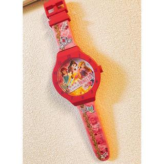 ディズニー(Disney)のディズニープリンセス 時計 掛け時計 ラスト1点(掛時計/柱時計)