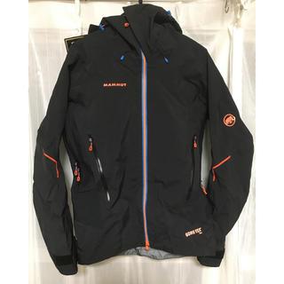 マムート(Mammut)のNordwand Pro HS hooded jacket men アジアM(登山用品)