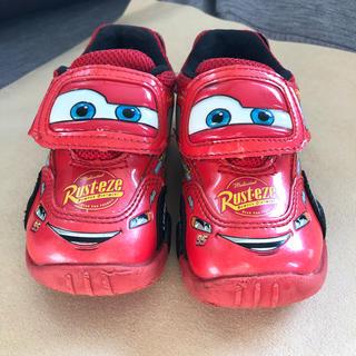 ディズニー(Disney)のカーズ 靴 14センチ(スニーカー)