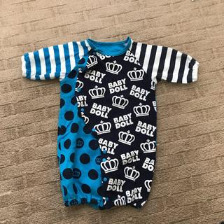 ベビードール(BABYDOLL)のBABYDOLL  新生児用  カバーオール(カバーオール)
