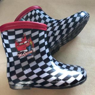 ディズニー(Disney)のカーズ 長靴 15センチ(長靴/レインシューズ)