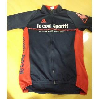 ルコックスポルティフ(le coq sportif)のサイクリングジャージ le coq sportif (ウエア)