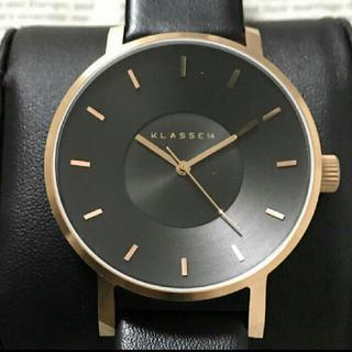 ダニエルウェリントン(Daniel Wellington)のclass14 ブラック×ゴールド(腕時計(アナログ))