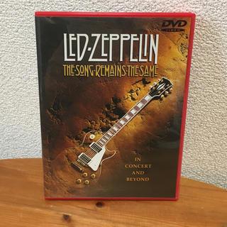ツェッペリン(ZEPPELIN)の(LED-ZEPPELIN)DVD(ミュージック)