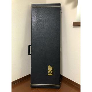 イーエスピー(ESP)の【最終値下げ】 ESP ギター ハードケース(ケース)