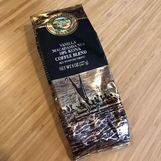 コナ(Kona)の新品未開封 ハワイ バニラマカダミアコナコーヒー(コーヒー)