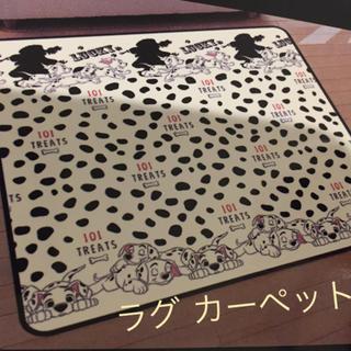 ディズニー(Disney)の101匹わんちゃん カーペット ラグ(ラグ)
