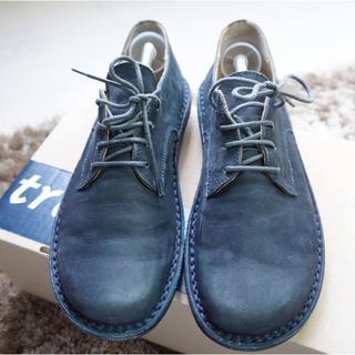 トリッペン(trippen)のTrippen トリッペン スプリント 24.5〜25cm 38箱なし(ローファー/革靴)