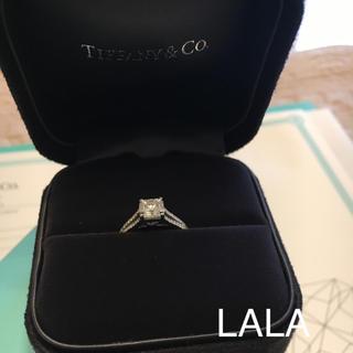 ティファニー(Tiffany & Co.)のティファニー ダイヤモンドリング(リング(指輪))