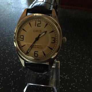オリス(ORIS)のオリス  機械式手巻き  男性   美品  OH(腕時計(アナログ))