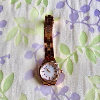 アガット(agete)のagete ⑨  腕時計 ・稼働品 ✨(腕時計)