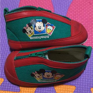 ディズニー(Disney)のディズニー 靴 12.5 ミッキー(スニーカー)