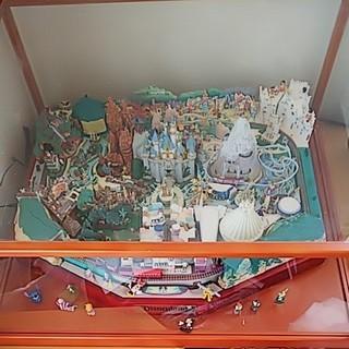 ディズニー(Disney)のディアゴスティーニmy Disneyland ジオラマ+冊子(模型/プラモデル)