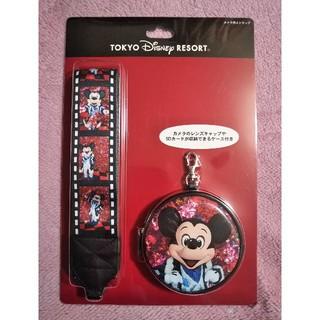 ディズニー(Disney)のミッキー 実写 カメラストラップ (コンパクトデジタルカメラ)