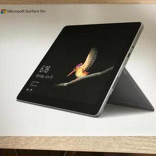 マイクロソフト(Microsoft)のsurface go(ノートPC)