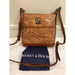 ディズニー(Disney)のアウラニ限定 ポシェット DOONEY&BOURKE 日本未発売 限定品 本革(ハンドバッグ)