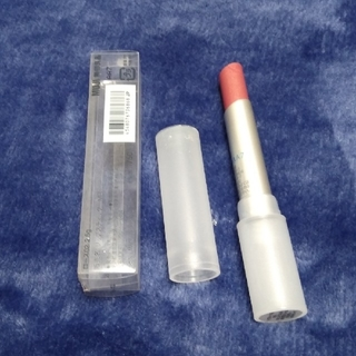 ムジルシリョウヒン(MUJI (無印良品))の◆新品同様◆無印良品 口紅 リップスティック ローズ02 2.5g MUJI(口紅)