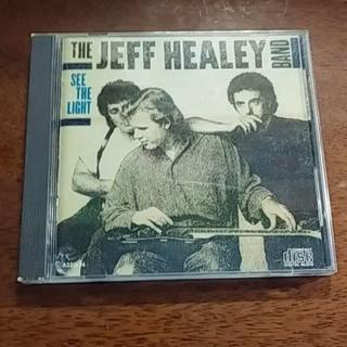 THE JEFF HEALEY BAND【SEE THE LIGHT】(ブルース)